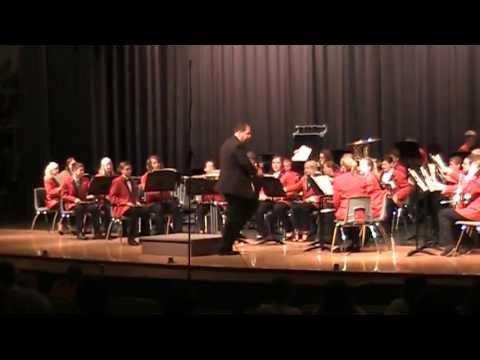 The Morrison Junior High School Band 2013 Spring Concert