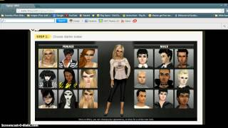 how to get another imvu account-no download-