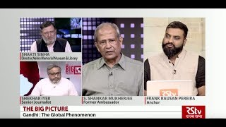 The Big Picture: Gandhi: The Global Phenomenon