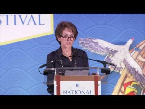 Stacy Schiff: 2016 National Book Festival