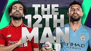 Sergio Aguero Will Outscore Mo Salah This Season Because…  | #The12thMan