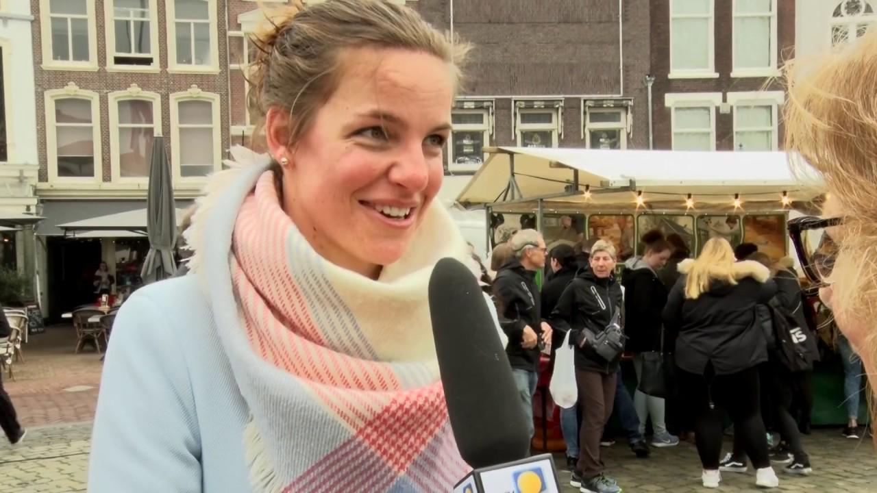 Wat vindt de toerist van de Kaasmarkt? - Straatinterviews