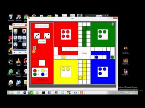 Ludo Game by Abiola Ibrahim