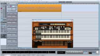 Samplitude & Sequoia Midi - 03:Recording a Midi Performance into a Virtual Project (VIP)