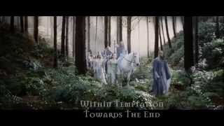 Within Temptation - Towards The End (Lyrics)