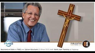 Jean Tremblay à Bouchard en parle: Crucifix retiré