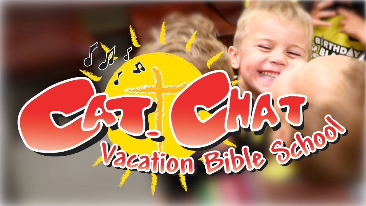 Catholic VBS - Vacation Bible School - Cat.Chat for Kids - Cat ...