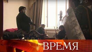 Перед годовщиной начала Майдана итальянский журналист показал фильм-сенсацию.