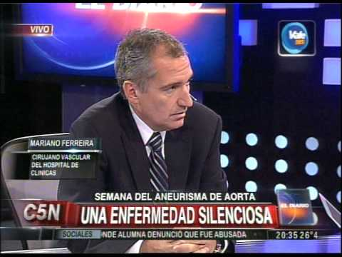 C5N - SALUD: SEMANA DEL ANEURISMA DE AORTA