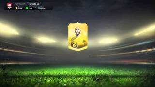 FIFA Ultimate Team Lewandowski in Gold-Pack