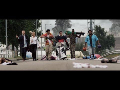 Зомбиби, или Завали Зомбака (комедия,ужасы) ненормативная лексика - Видео онлайн