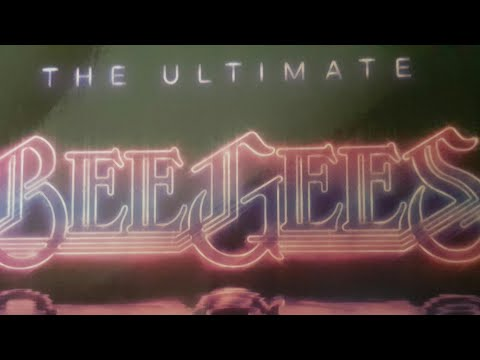 The Ultimate BeeGees Album CD Unboxing