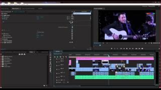 Premiere Pro CC 2014 Автоматизация урок на русском