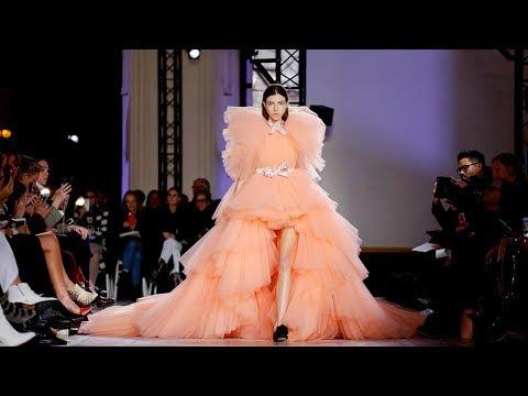 Giambattista Valli | Haute Couture Spring Summer 2018 Full Show | Exclusive