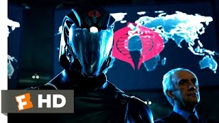 G.I. Joe: Retaliation (7/10) Movie CLIP - London is Destroyed (2013) HD
