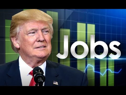 LIVE: President Donald trump Huge Announcement on Jobs and Economy