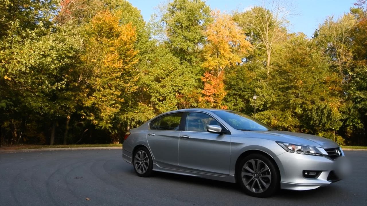 2014 Honda Accord Sport Full Review!   YouTube