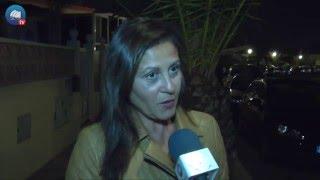 30/12/2015 - Declaraciones de Claudina Morales