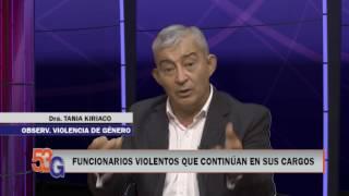 Video: FUNCIONARIOS VIOLENTOS Y EN SUS CARGOS - Entrevista a Dra. Tania Kiriaco