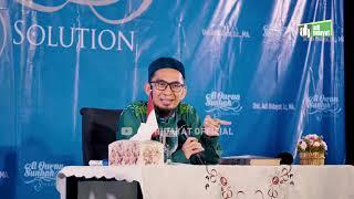 """Hd  Al-qur'an Sunnah Solution""""tafsir Surah Al-fatihah"""" - Ustadz A"""