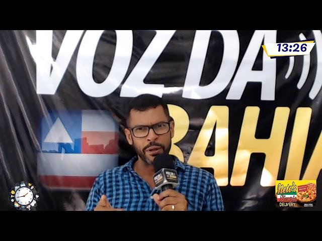 Live:Meio-Dia e Meia com Marcus Augusto,hoje Noticias da Bahia