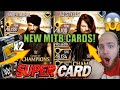 WWE Supercard Season 4 NEW MITB Cards, Pack Openings, Gold Pack Opening, Ring Domination Fun!
