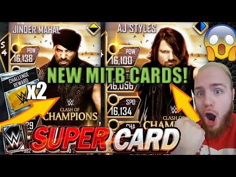 wwe supercard glitch mitb