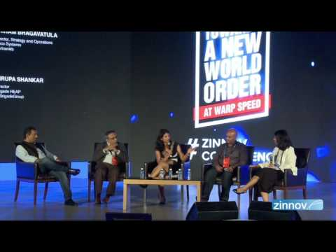 Panel | Collaborating to Win : Ecosystem Alliances| Zinnov Confluence '17, Bangalore