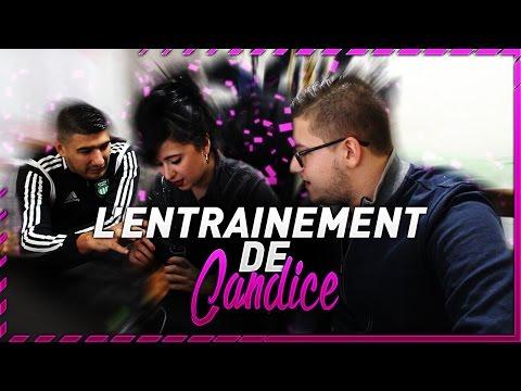 FIFA 17 - L'ENTRAINEMENT DE CANDICE