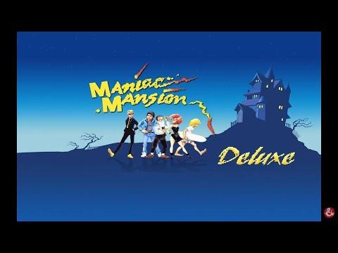 Maniac Mansion Deluxe (PC) - Español Gameplay Completo - Dark_Ryu Mp3