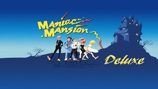 Maniac Mansion Deluxe (PC) - Español Gameplay Completo - Dark_Ryu