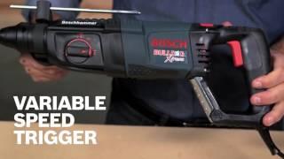 Bosch Sds-plus Bulldog Xtreme Rotary Hammer - 1in., Model# 11255vsr