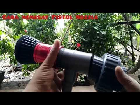 Cara Membuat Pistol Grip Fire Nozzle dari PVC Mp3