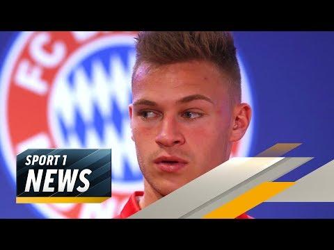 Joshua Kimmich wollte nie weg vom FC Bayern | SPORT1 - Der Tag