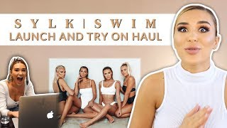 Newly created haul video from Shani Grimmond: Introducing My Brand SYLK SWIM | Try On Haul!