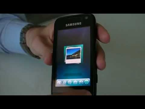 Samsung S8000 Jet - Video Preview Ufficiale 5/6