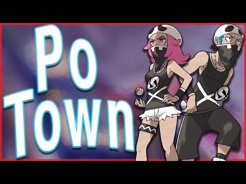 Po Town Remix - Pokémon Sun and Moon