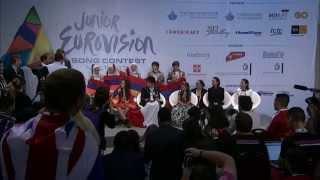 ESCKAZ live in Malta: Three winners press-conference (PBS)
