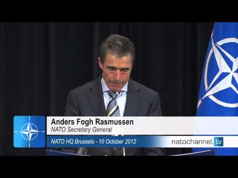 Announcement on new Supreme Allied Commander Europe & new Commander of ISAF