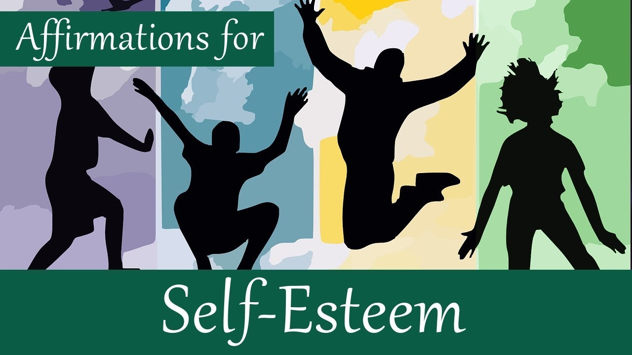 how to feel better about yourself self esteem
