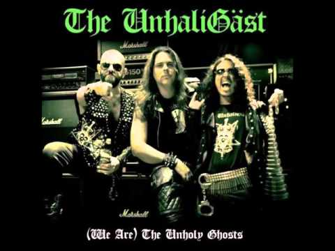 The Unhaligast (We Are) The Unholy Ghosts (2014) - FULL ALBUM