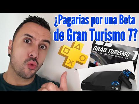 ¡ PlayStation 5 y rumor de nuevo Gran Turismo ! - ¿Pagarías por una Beta de un videojuego? thumbnail