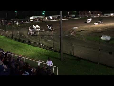Sprint Car Bandits - Heat 1 of 3 - Superbowl Speedway 03/31/18