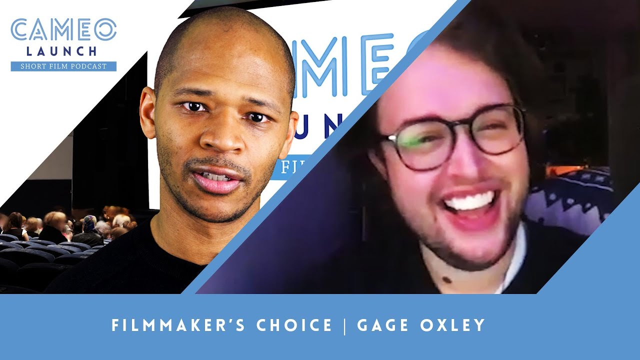 Cameo Launch Short Film Podcast | Filmmaker's Choice w/Gage Oxley | A Series of Light | Baby