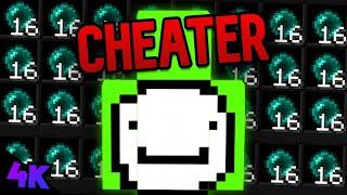 So Dream Cheated & Lied In His Minecraft Speedruns...
