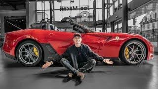 599 Aperta... GTO! La Ferrari la plus RARE AU MONDE?!