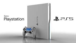 Playstation 5 new design introduction