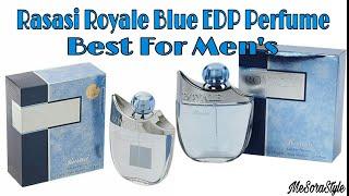 Rasasi Royale Blue EDP Perfume For Men Review।। Long-lasting Fragrance & Good Quality।। MeSoraStyle