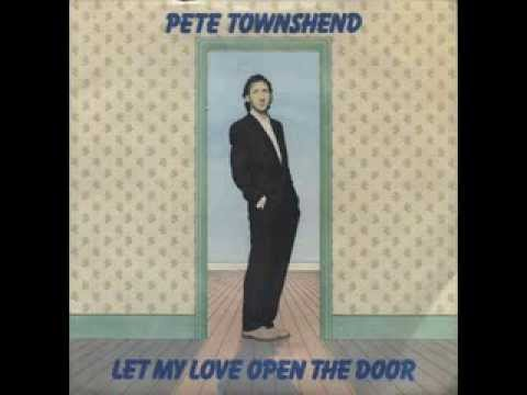 Pete Townshend - Let My Love Open The Door (E Cola Mix Long Version)