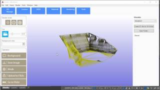 Preparare un modello del terreno per la stampante 3D con Analist CLOUD